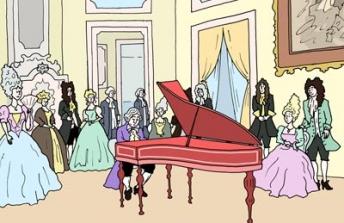 Preview zu Sing Bach – Comicbuero Tobias Gossow
